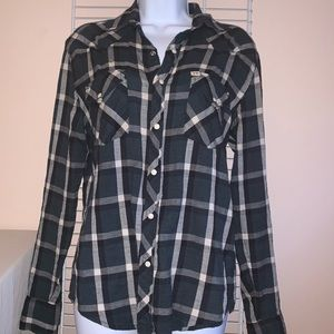 Salt Valley western flannel